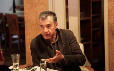 Θεοδωράκης: Με ισχυρό «Ποτάμι» κανείς δεν θα χάσει το σπίτι του