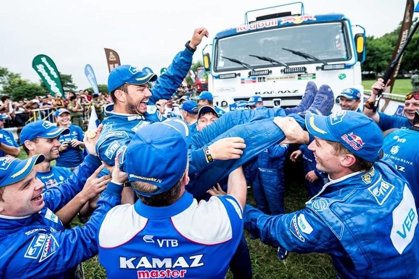 Ράλλυ Dakar 2015: Νικητές οι Coma και Al-Attiyah