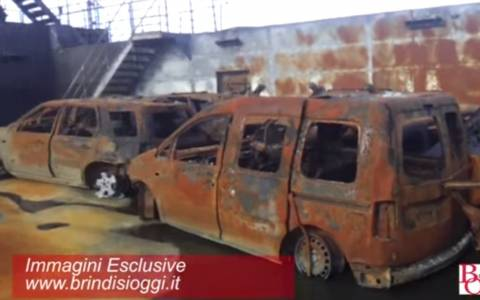 Νόρμαν Ατλάντικ: Εικόνες απόλυτης καταστροφής (video)