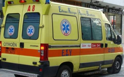 Χανιά: Τραγικό δυστύχημα για 58χρονη γυναίκα