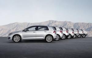 Volkswagen: Ρεκόρ παραδόσεων το 2014