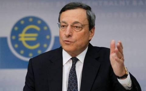 Ντράγκι: 10,1 δισ. ευρώ πρόσθετη ρευστότητα αρκεί να είμαστε σε πρόγραμμα