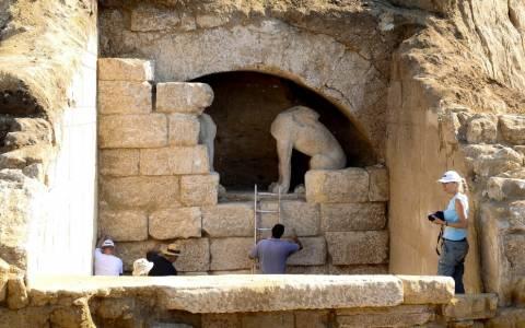 Αμφίπολη – Ντόροθι Κινγκ:  Δεν είναι η Ολυμπιάδα στον τάφο
