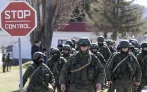 Το Κίεβο καταγγέλει πέρασμα 700 Ρώσων στρατιωτών στην Ουκρανία