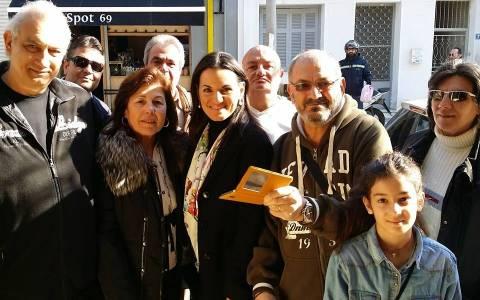 Εκλογές 2015: Όλγα Κεφαλογιάννη social, για την Αθήνα και τον Τουρισμό