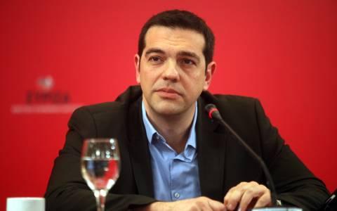 Τσίπρας: Δεν θα βάλω γραβάτα ούτε στη Μέρκελ (vid)