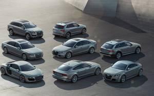 Audi: Νέο ρεκόρ πωλήσεων με πάνω από 1.740.000 παραδόσεις το 2014