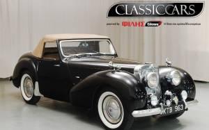 Αφιέρωμα στο κλασικό αυτοκίνητο από την ΦΙΛΗΣGlass® Vol 1: Triumph Roadster 1949