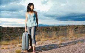 Ταξιδεύοντας σόλο...