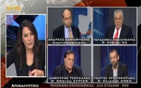 Εκλογές - Χρηστοφορίδης: Οι ΑΝΕΛ θα είναι στη Βουλή – Χυδαία επίθεση από Γιακουμάτο