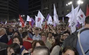 Εκλογές – Άγρια κόντρα ΣΥΡΙΖΑ - ΚΚΕ για τις προεκλογικές συγκεντρώσεις