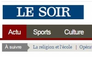 Le Soir: Η Βελγική αριστερά στηρίζει ΣΥΡΙΖΑ