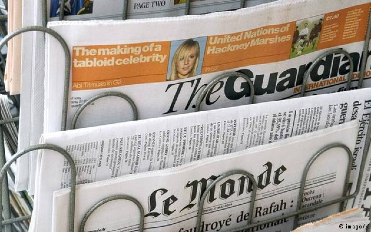 DW: Αντιδράσεις για την παρακολούθηση δημοσιογράφων
