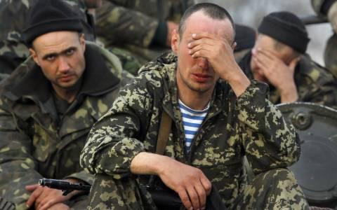 Μαίνονται οι μάχες στην Ουκρανία-Επιστράτευση κήρυξε η κυβέρνηση
