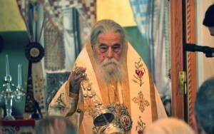 «Εκοιμήθη» ο Μητροπολίτης Κεφαλληνίας