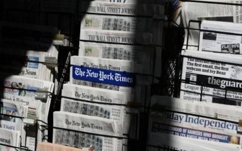 Εκλογές 2015: Πληθώρα δημοσιευμάτων για τις εκλογές στα αμερικανικά ΜΜΕ