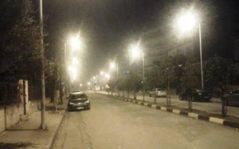 Η αιθαλομίχλη «πνίγει» την Λαμία