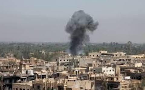 Συρία: Δώδεκα νεκροί από επιδρομές της συριακής αεροπορίας