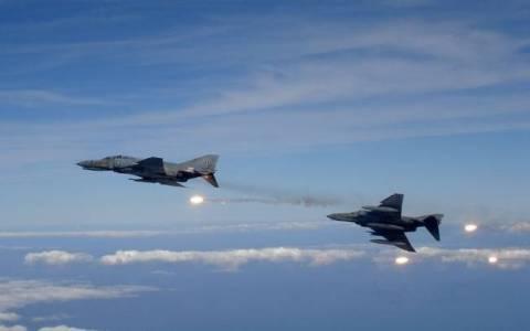 Αναχαίτιση τουρκικών αεροσκαφών εντός του FIR Αθηνών