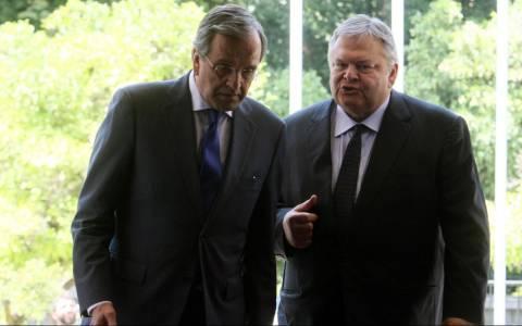 Σαμαράς 2012: Αποκλείω συγκυβέρνηση με το ΠΑΣΟΚ - O λόγος του συμβόλαιο!