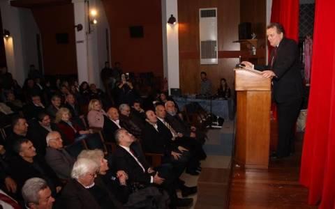 Εκλογές 2015: Πάσχος, Χαραλαμπίδης στήριξαν Κοντογιάννη