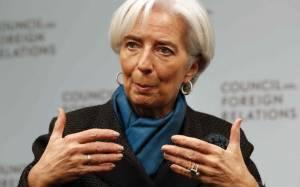 Λαγκάρντ: Καταστροφική για την Ελλάδα η έξοδος από την ευρωζώνη
