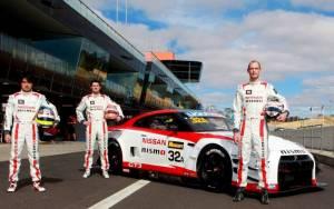 Αγώνες GT: Συμμετοχή της Nissan στο Bathurst 12 Hour