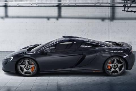 McLaren: Η 650S Le Mans Special Edition