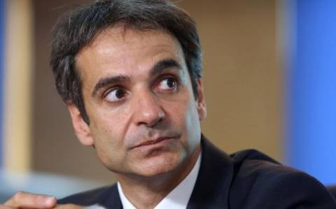 Κυρ. Μητσοτάκης: ΣΥΡΙΖΑ και Ευρώπη δεν είναι συμβατές έννοιες