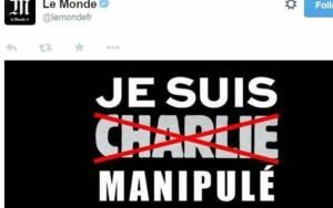 Χάκερς στο Twitter της «Le Monde»