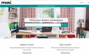 Vrumi: Νοικιάστε δωμάτιο με την ώρα