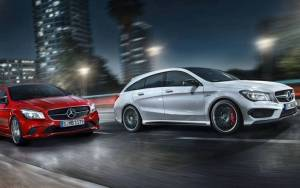 Mercedes: Νέες τιμές για τις Maybach S-Class, CLA Shooting Brake και GLA 180