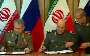 Ρωσία και Ιράν υπέγραψαν στρατιωτική συνεργασία