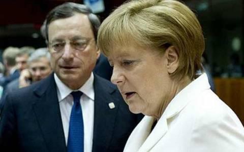 Ωμή παρέμβαση Μέρκελ στην ΕΚΤ ενόψει της κρίσιμης συνεδρίασης