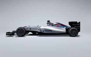 F1: Οι πρώτες εικόνες της Williams του 2015