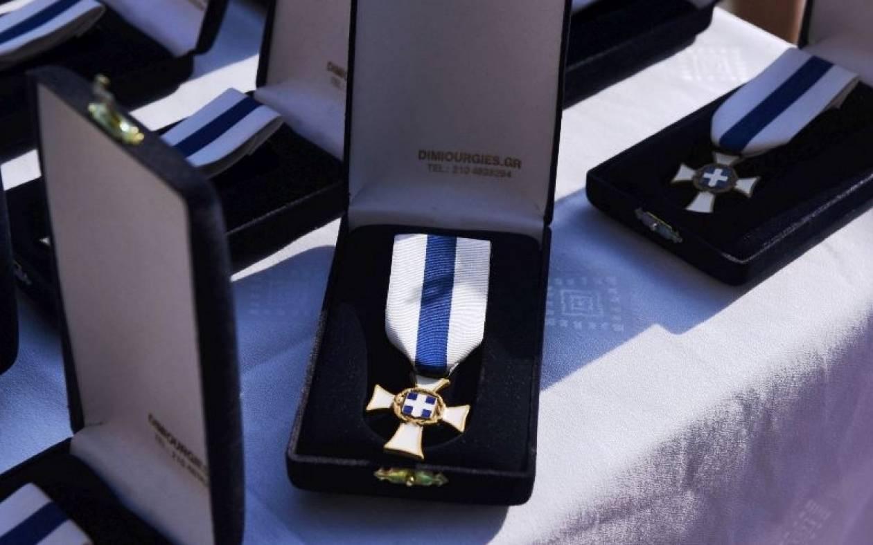 Norman Atlantic: Μετάλλιο Εξόχου Πράξεως έλαβαν τα πληρώματα που συμμετείχαν (Pics)