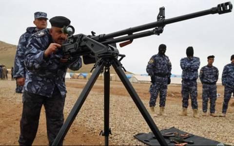 Ιράκ: Ανακατάληψη περιοχών από τους Πεσμεργκά
