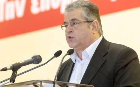 Κουτσούμπας: Αιχμές για τον ΣΥΡΙΖΑ και «καμία περίοδος χάριτος»