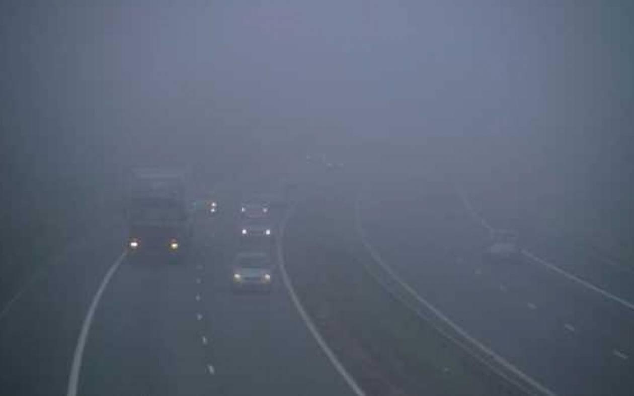 Προβλήματα από την ομίχλη στο αεροδρόμιο Μακεδονία