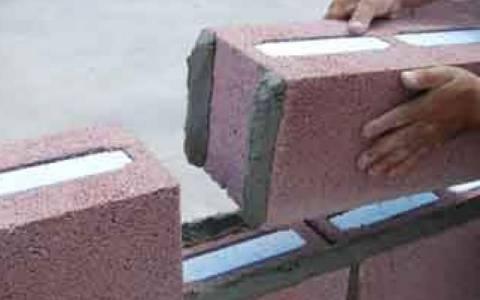 Μείωση 2,8% στις τιμές των οικοδομικών υλικών το 2014