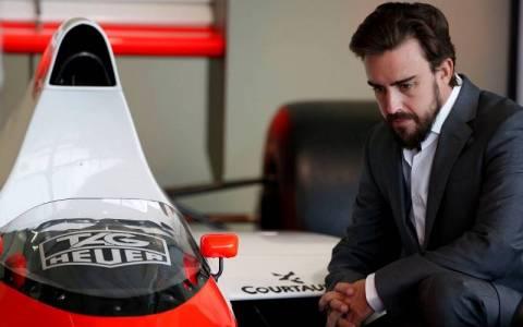 F1: Ο Fernando Alonso θα κάνει το ντεμπούτο της McLaren MP4-30