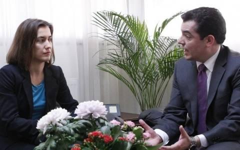 Στην Κύπρο η αναπληρώτρια Υφυπουργός Εξωτερικών των ΗΠΑ