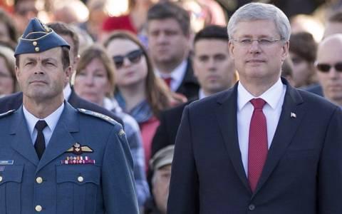 Καναδάς – Χάρπερ: Αν δεχτούμε πυρά στο Ιράκ θα ανταποδώσουμε…