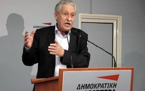 Εκλογές - Κουβέλης: Με ποιον θα κυβερνήσει ο ΣΥΡΙΖΑ;