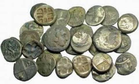 Επαναπατρίζονται 2.607 αρχαία νομίσματα από τη Γερμανία