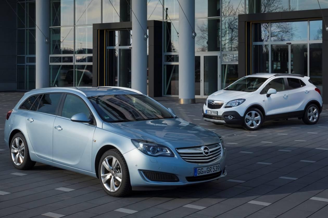 Opel: Έτοιμη η Νέα Γενιά Αθόρυβων Diesel για τα Mokka και Insignia