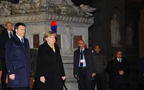 Μέρκελ: Όχι στην επιβράδυνση των μεταρρυθμίσεων