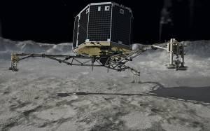 Νέες ανακαλύψεις της «Ροζέτα» φέρνουν τα πάνω… κάτω για τους κομήτες!