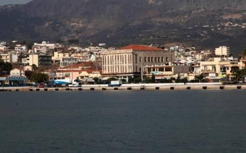 Τροχαίο με 56χρονο τραυματία στο λιμάνι της Χίου