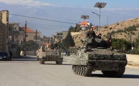 Λίβανος: Πέντε στρατιώτες νεκροί σε συγκρούσεις με ένοπλους μαχητές